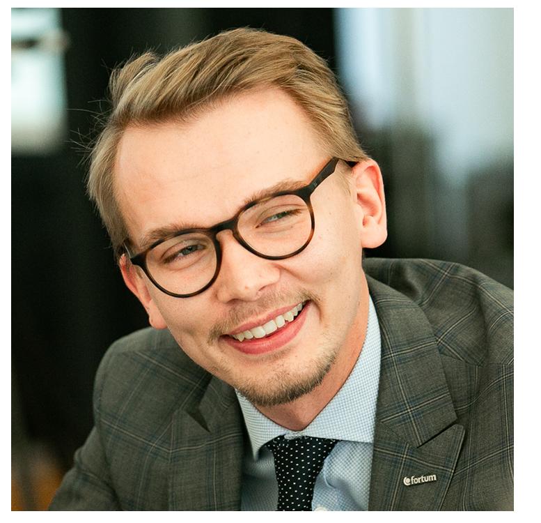 Bartosz – Dyrektor ds. Klientów Kluczowych