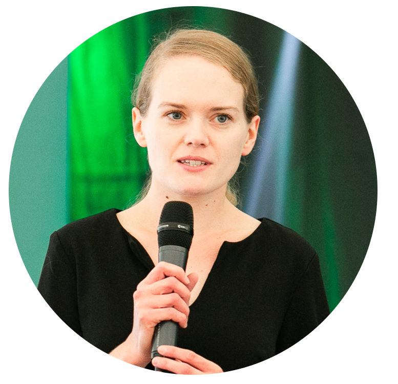 Julia - koordynator programu Mentor